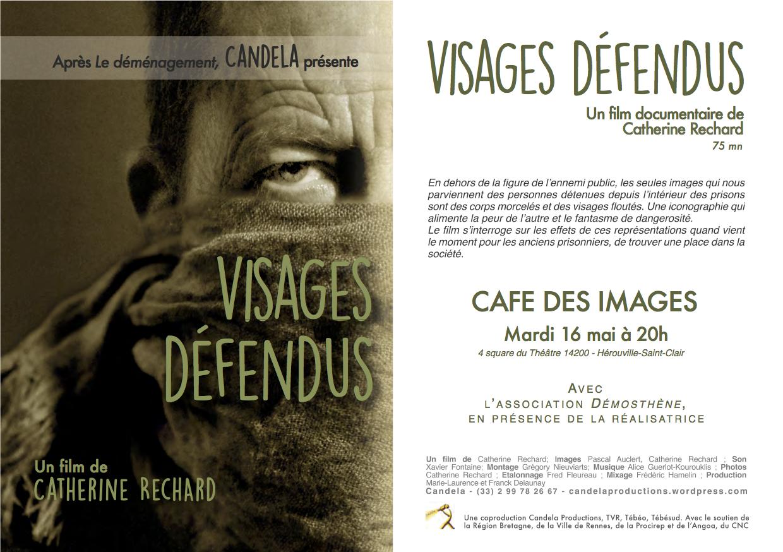 Café des images-Visages défendus