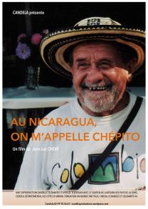 AFFICHE AU NICARAGUA, ON M'APPELLE CHÉPITO